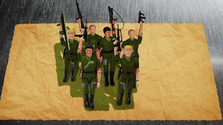 Watch G.I. Joe. Episode 4 of Season 1.